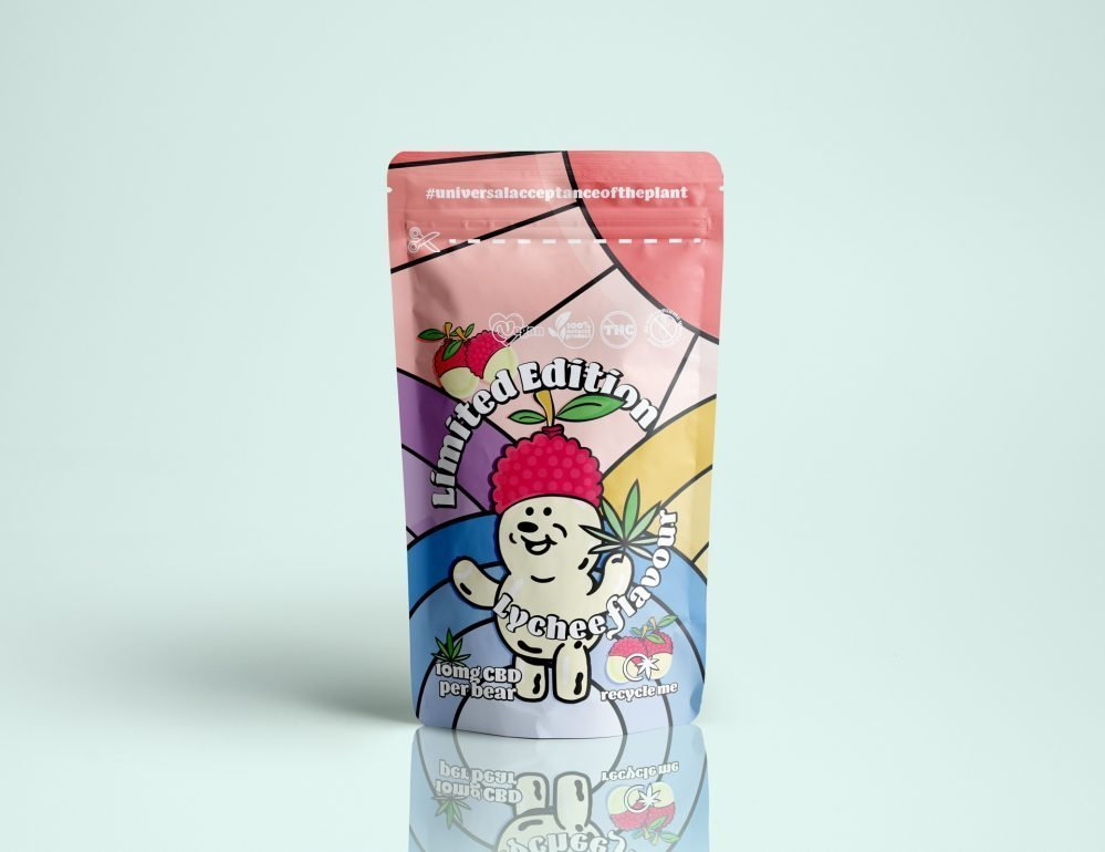 limited edition lychee gummies